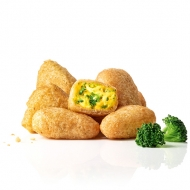 Broccoli und Cheese Nuggets
